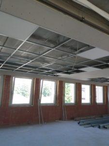 Deckenmontage in Heilbronn